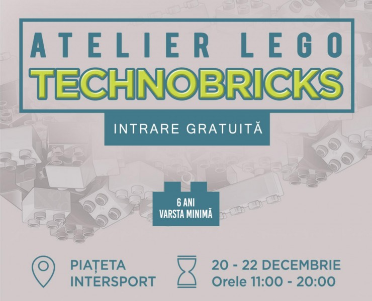 ATELIER LEGO® TECHNOBRICKS