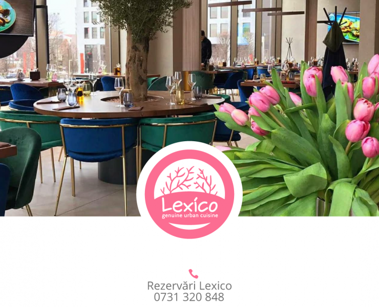 LEXICO ✿ CELEBRATING WOMAN'S DAY