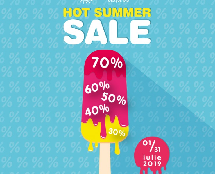 Hot Summer Sales