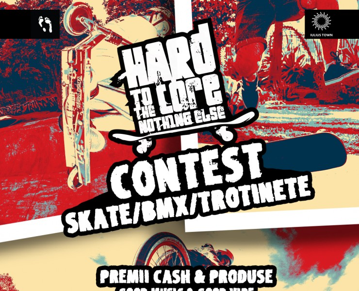 HARD TO THE CORE CONTEST